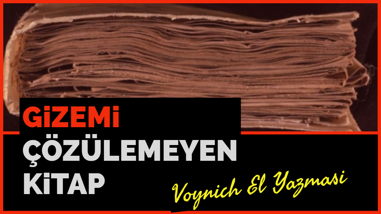 Sırrı Çözülemeyen Kitap – Voynich El Yazması